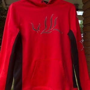 Sport Tek Women's Sweatshirt &Hoodie Size Small